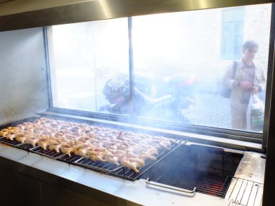 Barcelos grilled chicken joint