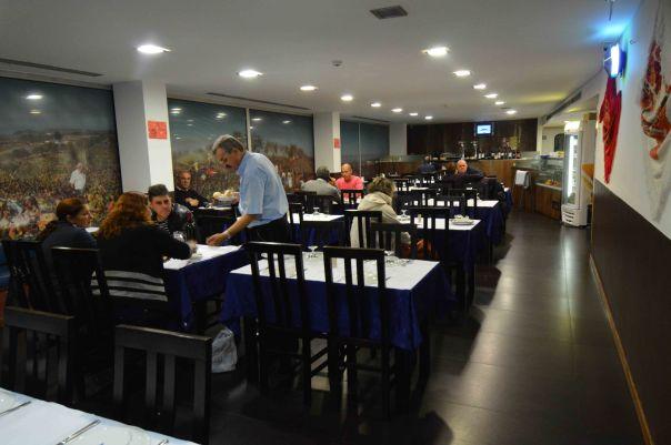 Int restaurant