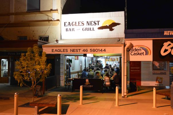 Eagles Nest WS
