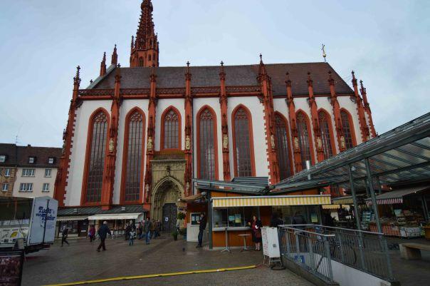 Warzburg cathedral