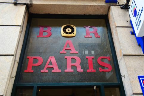 Bar Paris