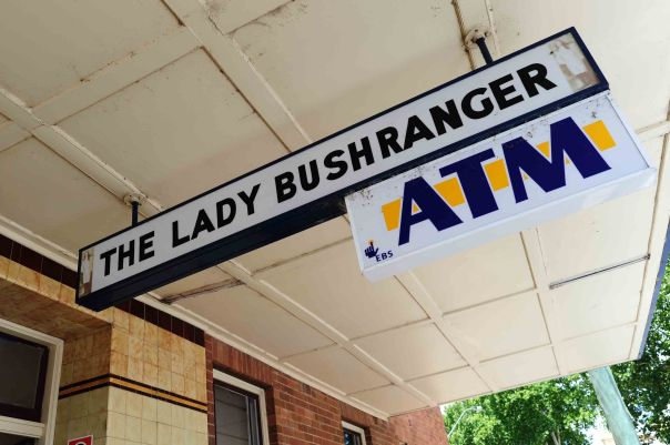 Lady Bushranger