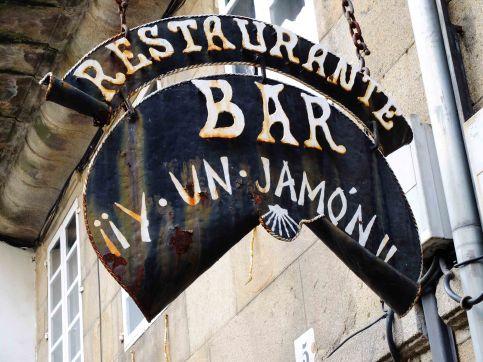 Restaurante sign