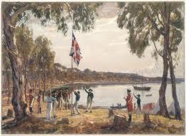 founding of Australia