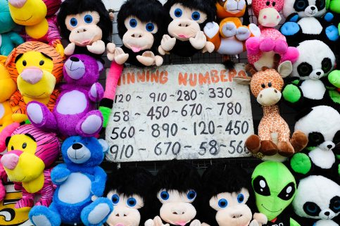 winning numbers dolls